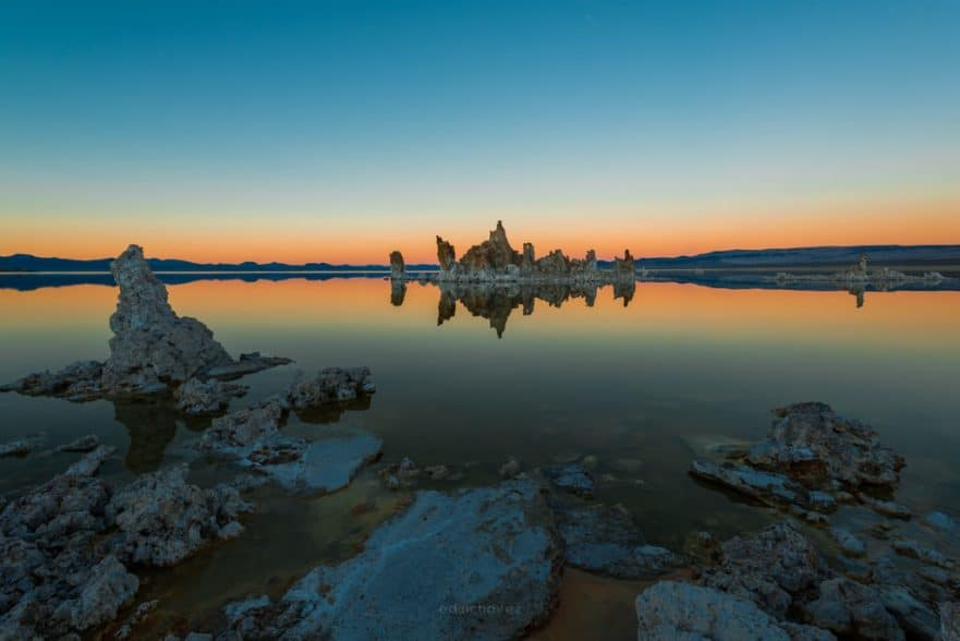 best place to photograph mono lake california