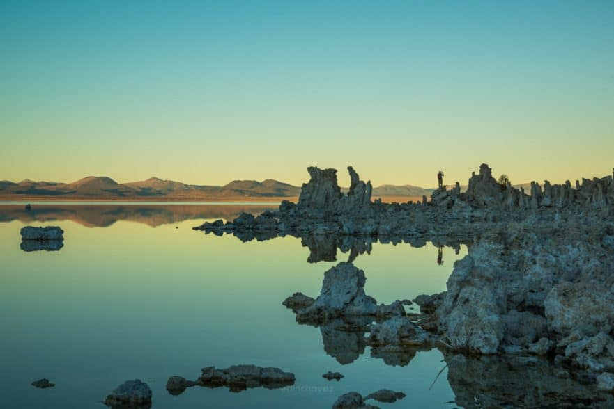 best pictures of mono lake california sunset