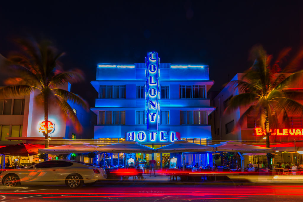 Miami Beach photography tour and workshop