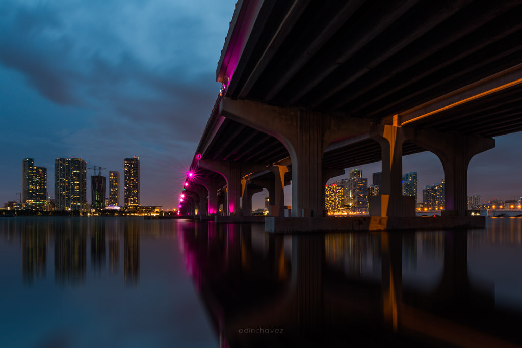 MIami NIght Photography Workshop