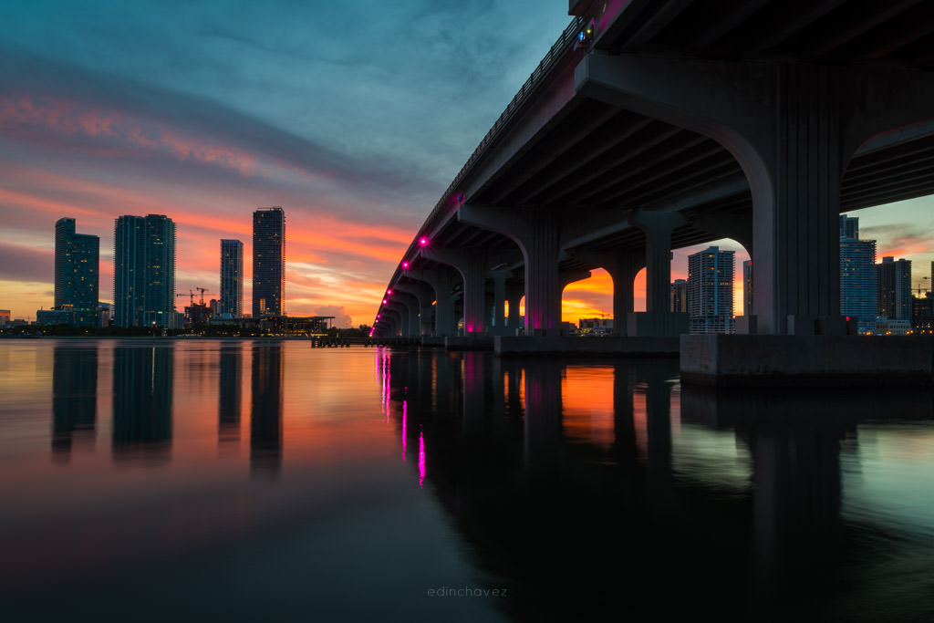 MIami sunset photography tour