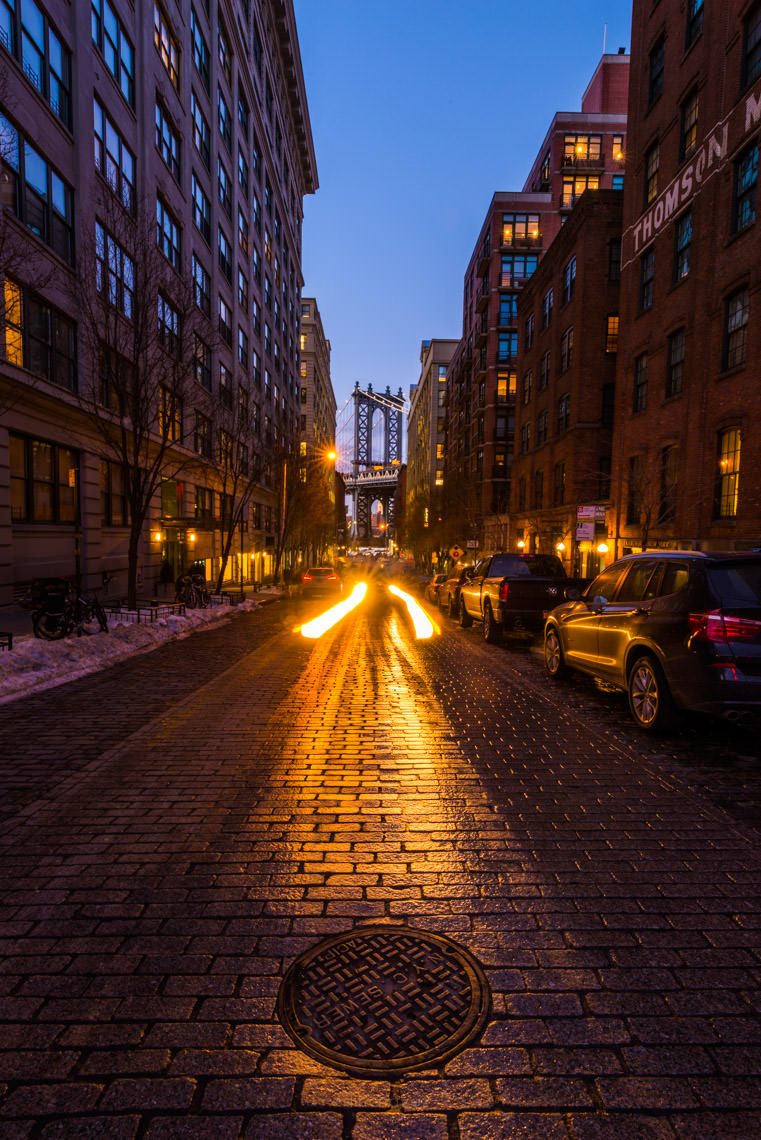 Nikon 14+24 lens review NYC night photography