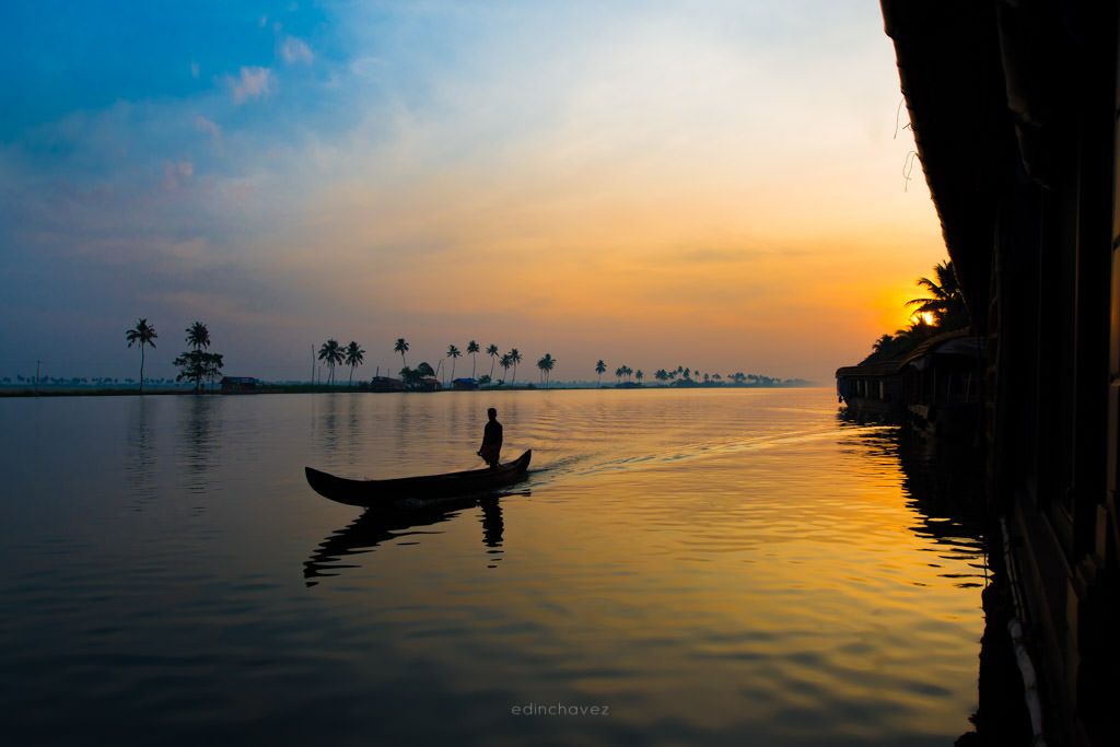 best photography spots in kerala back waters