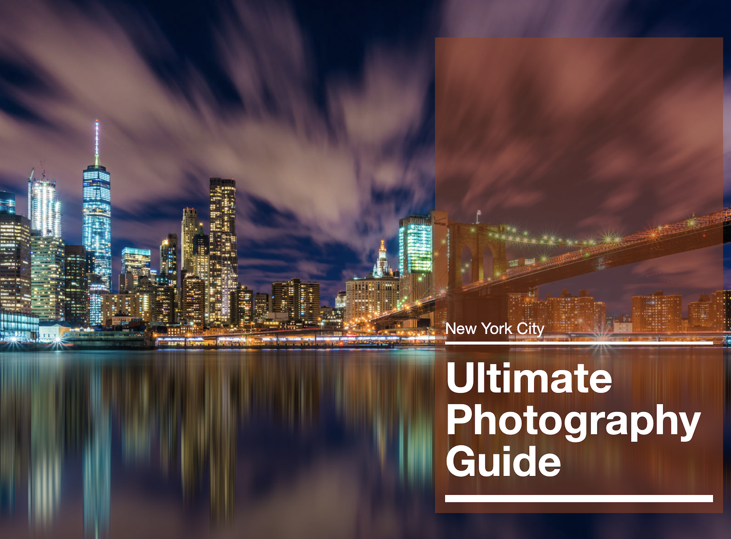 New York City Photography Guide best places to photograph in nyc