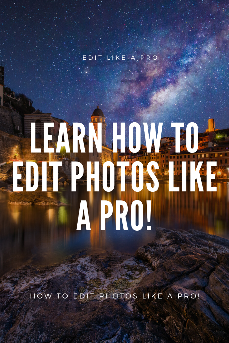 best editing course for photographers