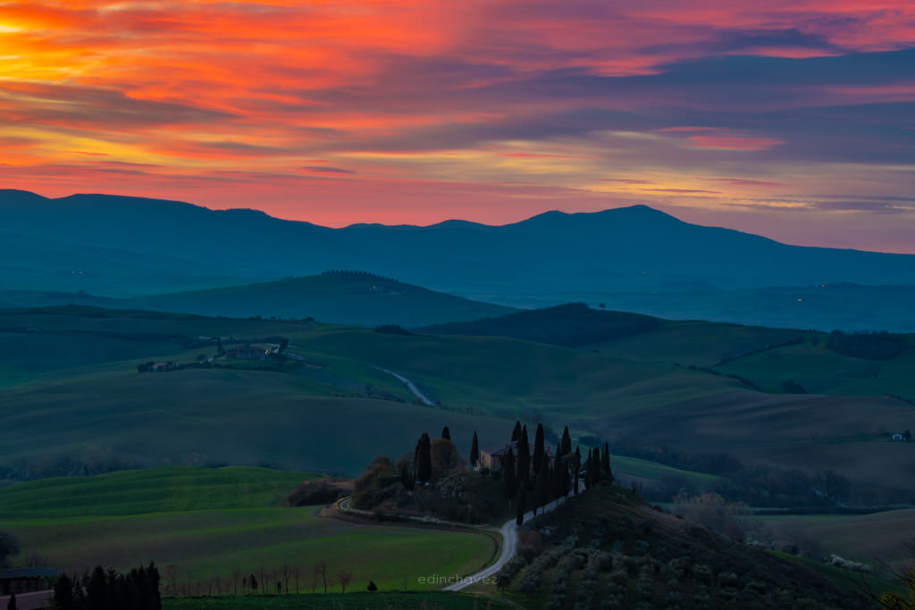 best photography spots in tuscany
