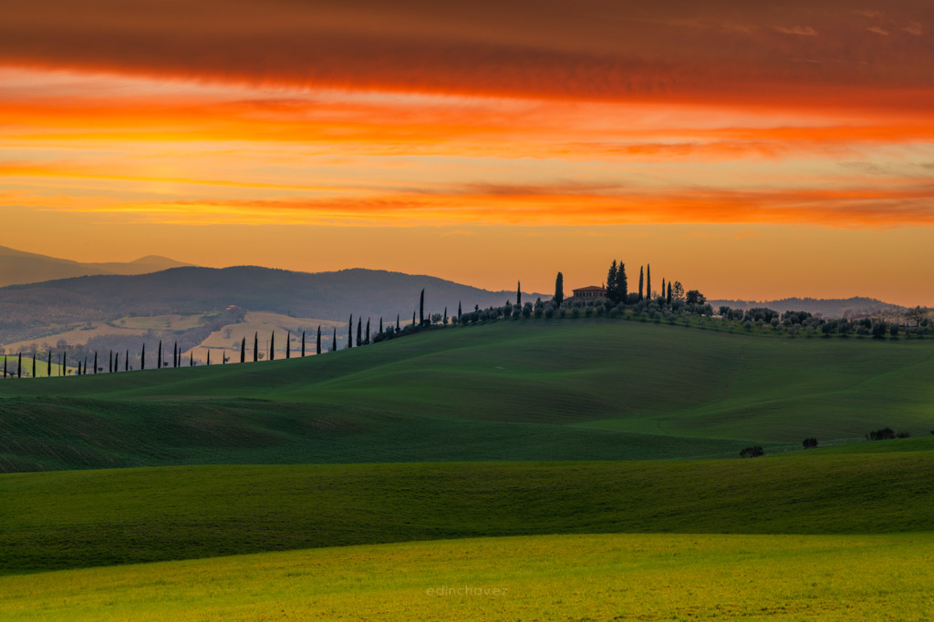 tuscany famous photo, best places to photograph in tuscany italy,
